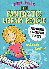 The Fantastic Library Rescue cover image