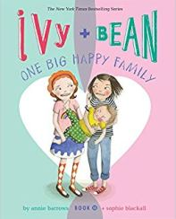 Ivy Bean One Big Happy Family cover image