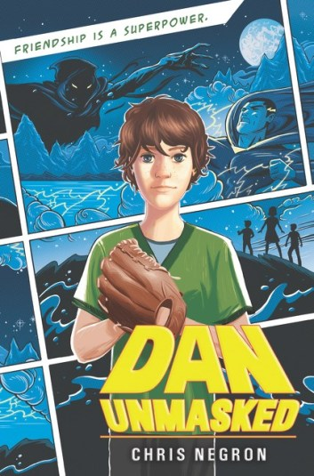Dan Unmasked cover image