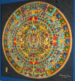 Aztekenkalender Zeitenwende