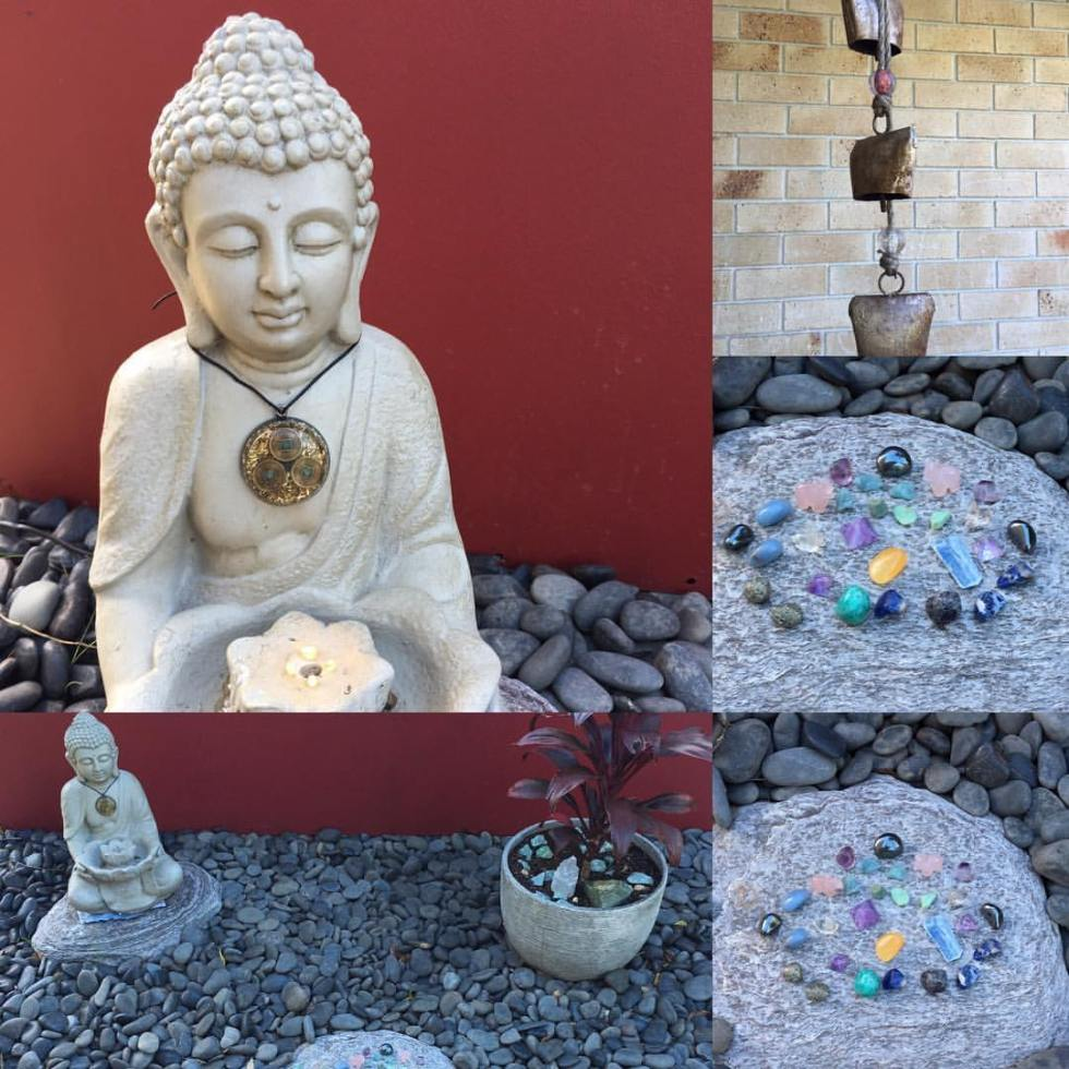 Crystal Gift for Mother Earth Astrology's First Birthday