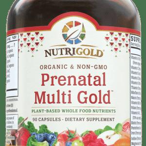 NutriGold Prenatal Multi Gold Multivitamin
