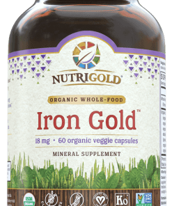 NutriGold Iron Gold - 18 mg