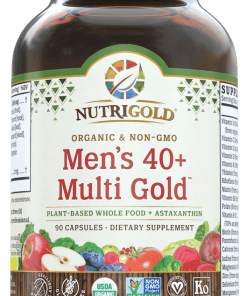 NutriGold Men's 40+ Multi Gold Multivitamin