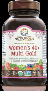 NutriGold Women's 40+ Multi Gold