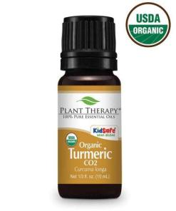 Plant Therapy - Turmeric CO2 ORGANIC Essential Oil