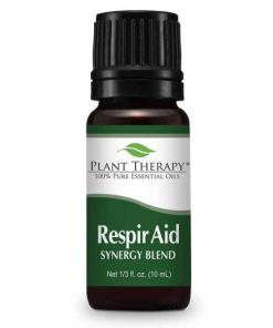 Plant Therapy -Respir Aid Synergy Blend Essential Oil