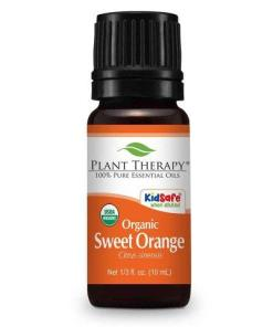 Plant Therapy -  Sweet Orange ORGANIC Essential Oil