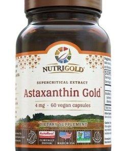 Nutrigold Astaxanthin Gold 4mg