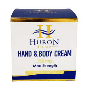 Huron Hemp Hand and Body Cream