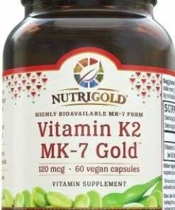 Nutrigold - Vitamin K2 MK 7 Gold