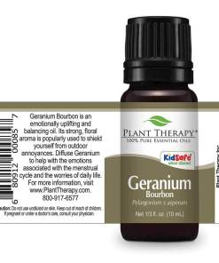 Plant Therapy - Geranium Bourbon Essential Oil