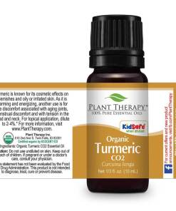 Plant Therapy Essential Oil Organic Turmeric CO2