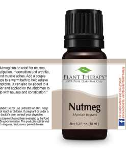 Plant Therapy - Nutmeg Essential Oil