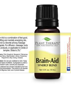Plant Therapy Essential Oil Brain Aid