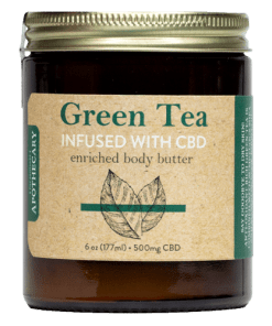 Brothers Apothecary Soothing CBD Body Butter
