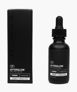 Infinite CBD Afterglow skin oil