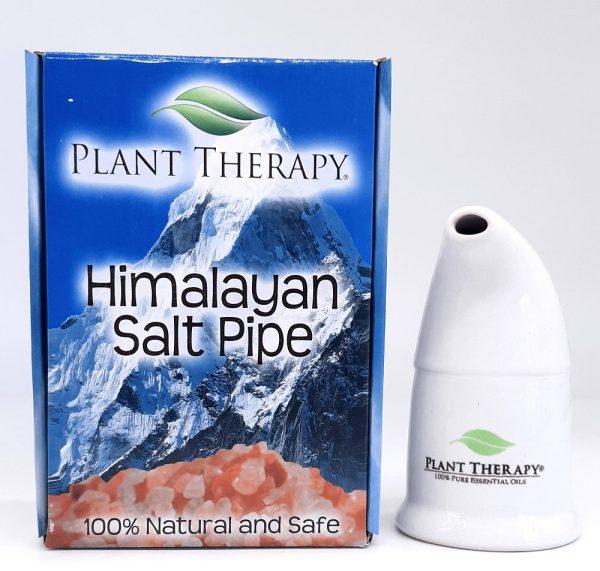 Plant Therapy Himalayan Salt Pipe. Himalayan Salt Inhaler