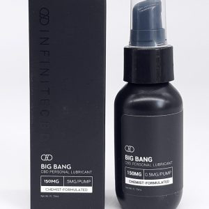 Infinite CBD Big Bang. CBD Personal lubricant. 150mg