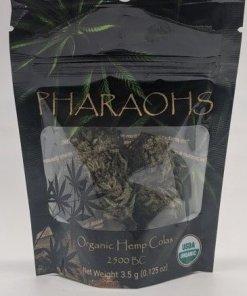 Pharaohs Organic Hemp Colas 3.5g