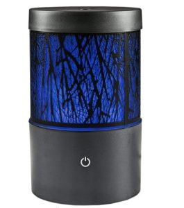 Serene Living Willow Forest Black Diffuser