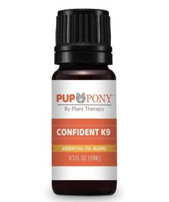 Plant Therapy Confident K9 Pup and Pony Essential Oil