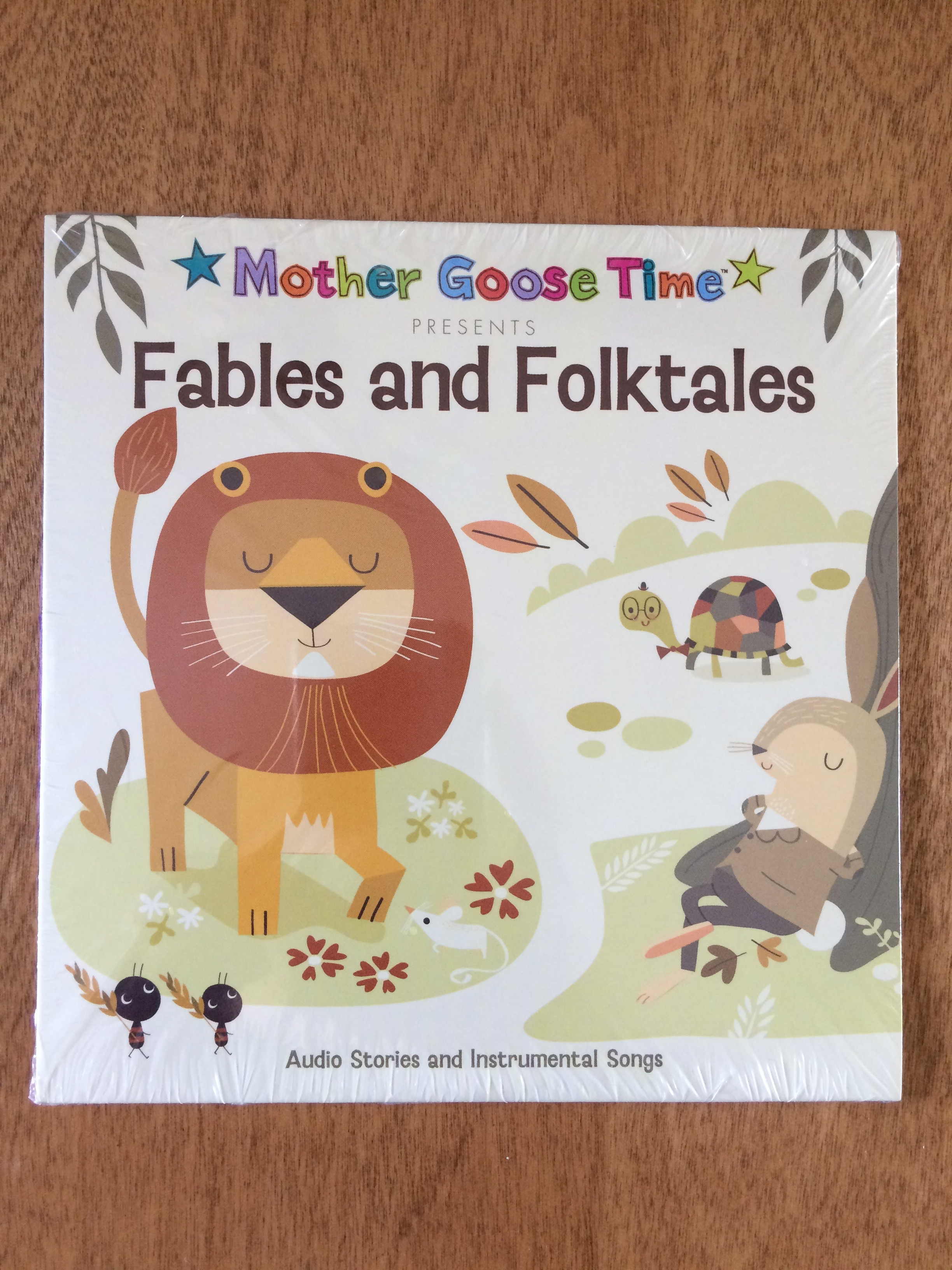 A Glimpse Inside Fables And Folktales