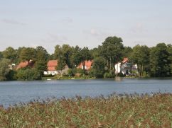 Lake seen from the city 3