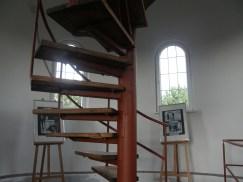 Inside Bismarck's Tower