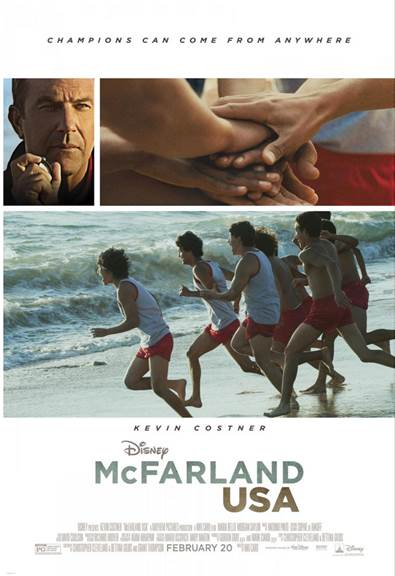 Walt Disney Pictures - McFarland, USA