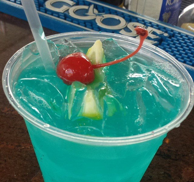 Laguna Azul - Walt Disney World Drinks