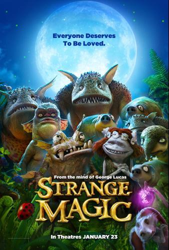 Strange Magic Movie Poster