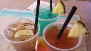Captain's Mai Tai - Walt Disney World