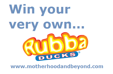 rubba ducks giveaway