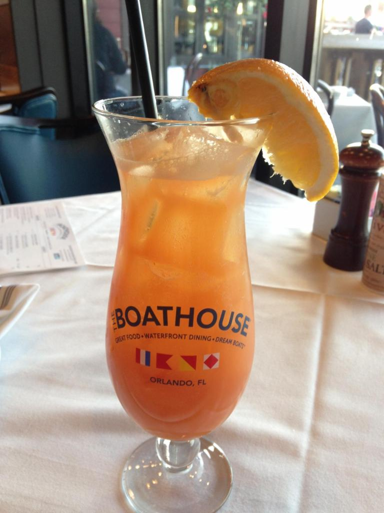 Lake Squall - Disney Springs The BOATHOUSE Restaurant