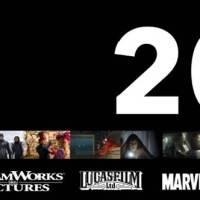 Walt Disney Pictures - 2016 Movie Releases
