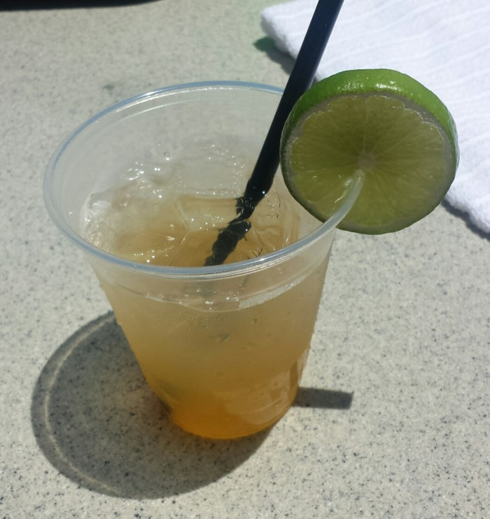 Lynchburg Limeade - Disney Drink Of The Day