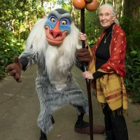 Dr. Jane Goodall & Disney- Conservation & Inspiration #DisneySMMC