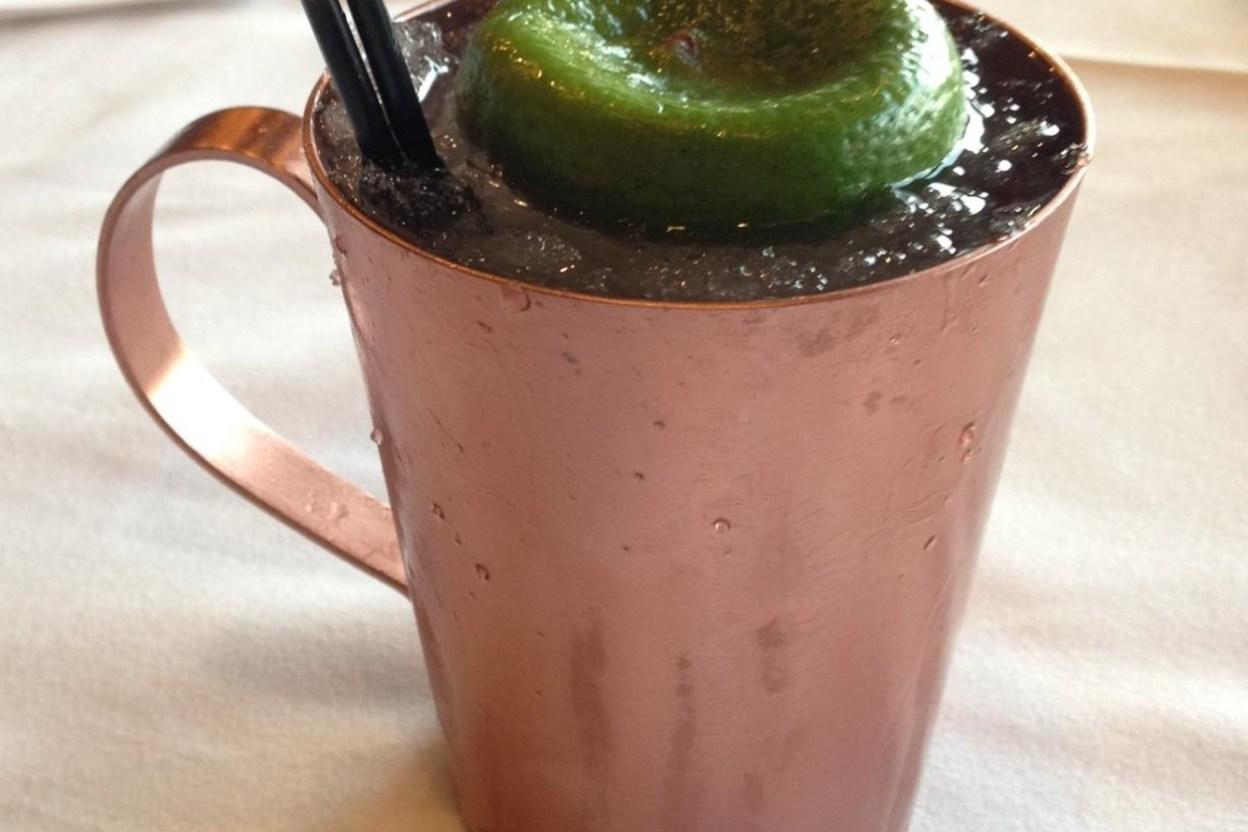 Moscow Mule, The BOATHOUSE, Disney Springs
