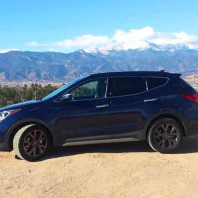 2017 Hyundai Santa Fe Sport AWD 2.0T Review #DriveHyundai
