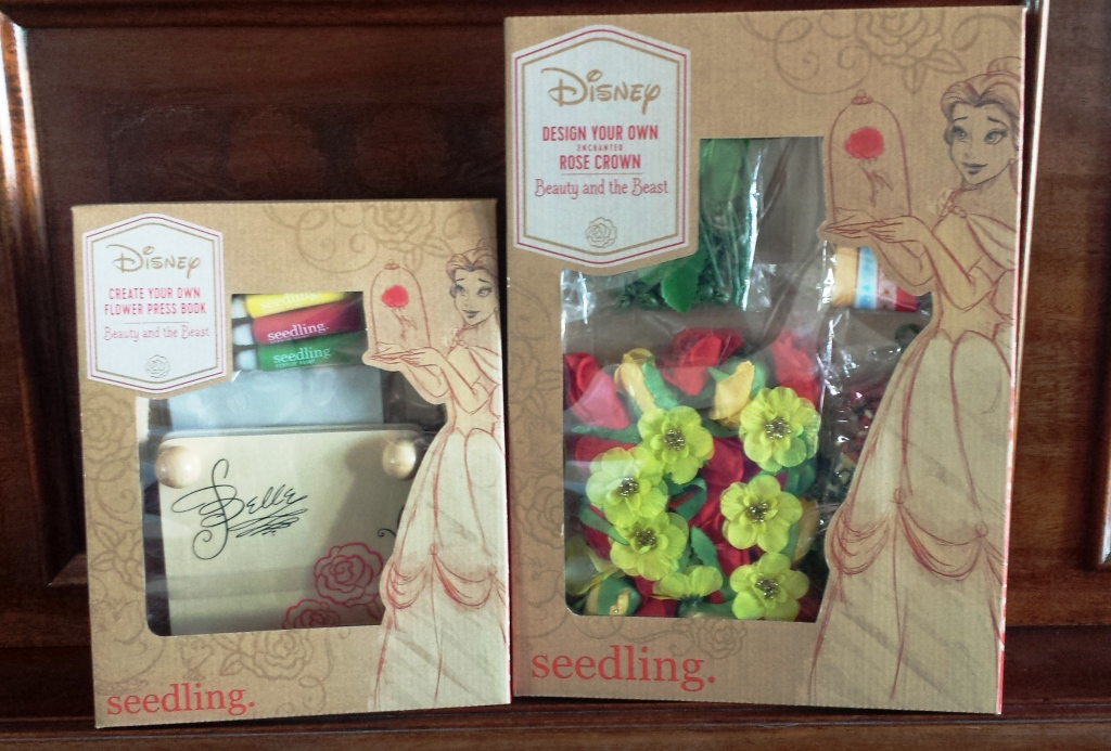 Beauty and the Beast Seedling Activity Kit