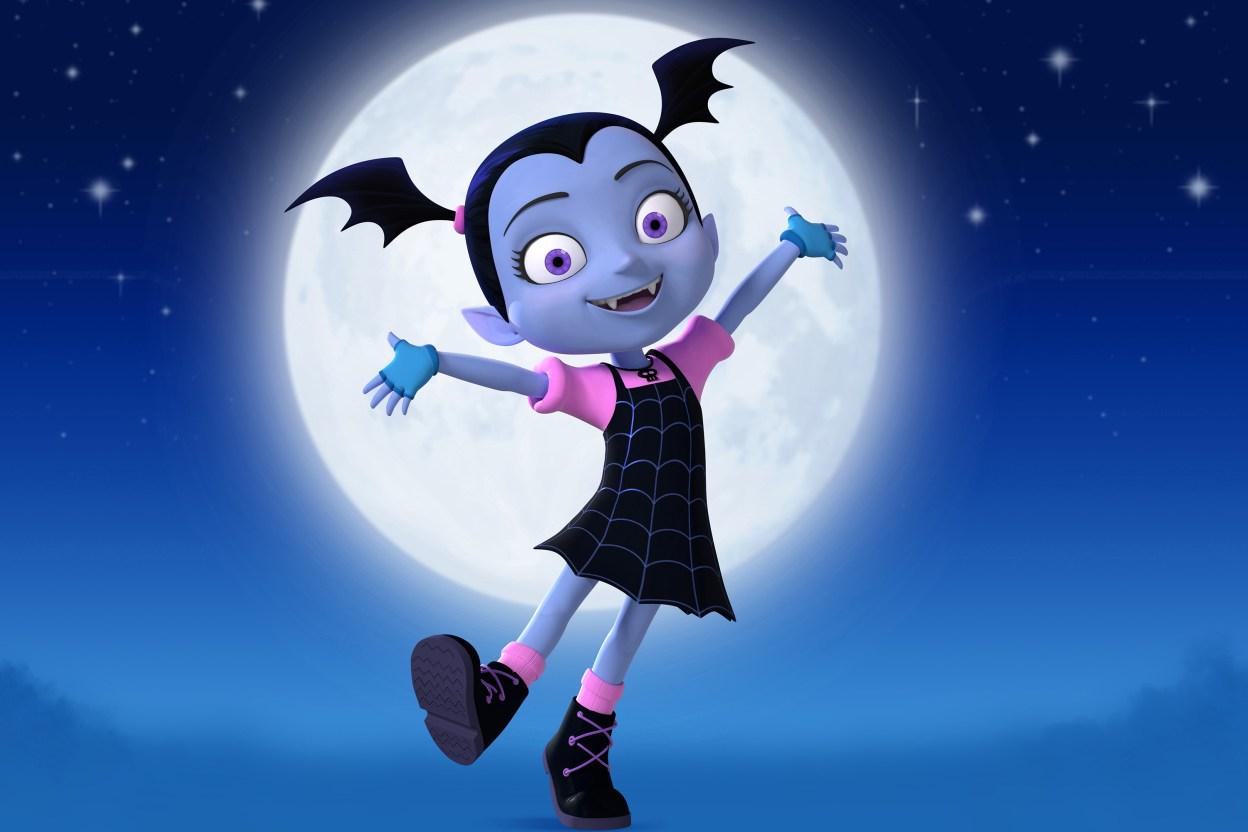 Disney Junior Vampirina Coloring Sheets