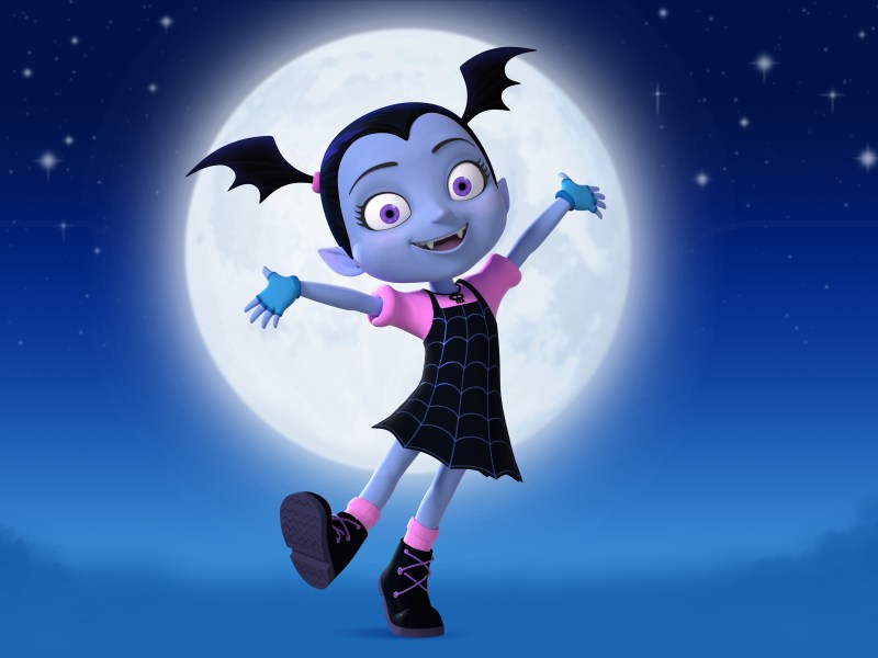 Disney Junior Vampirina Coloring Sheets