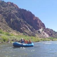 Arkansas River Rafting Guides at Echo Canyon River Expeditions