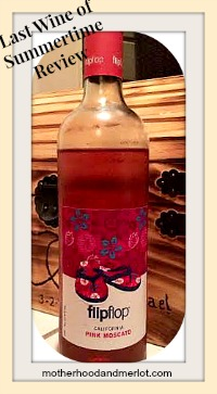 pink moscato wine review