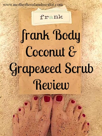 frank body scrub