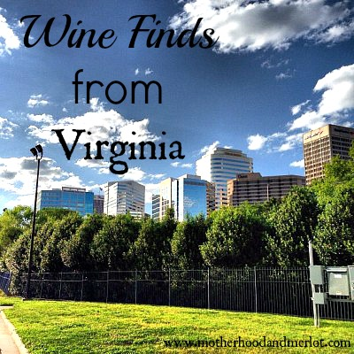 wine from virginia