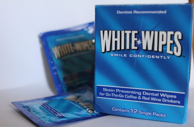 If you are a coffee lover or a red wine drinker, you need to try white wipes! The best and easiest way to remove teeth stains.