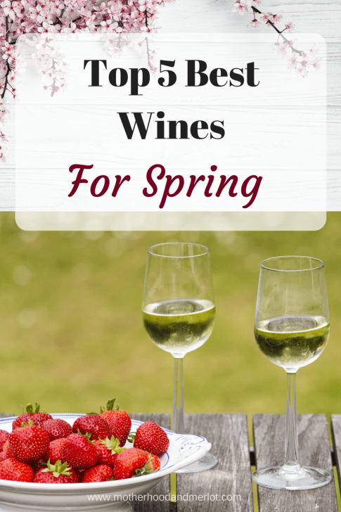 Spring is right around the corner! With the change of the seasons, comes a change in the wines we drink! Here are the best wines for spring.