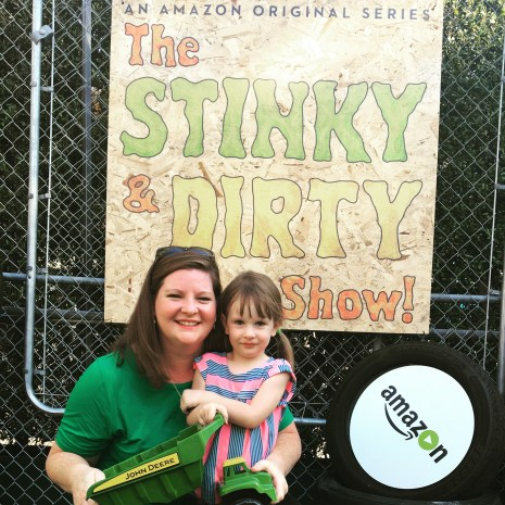 stinky and dirty preview
